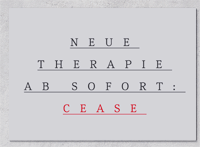 Cease Therapie